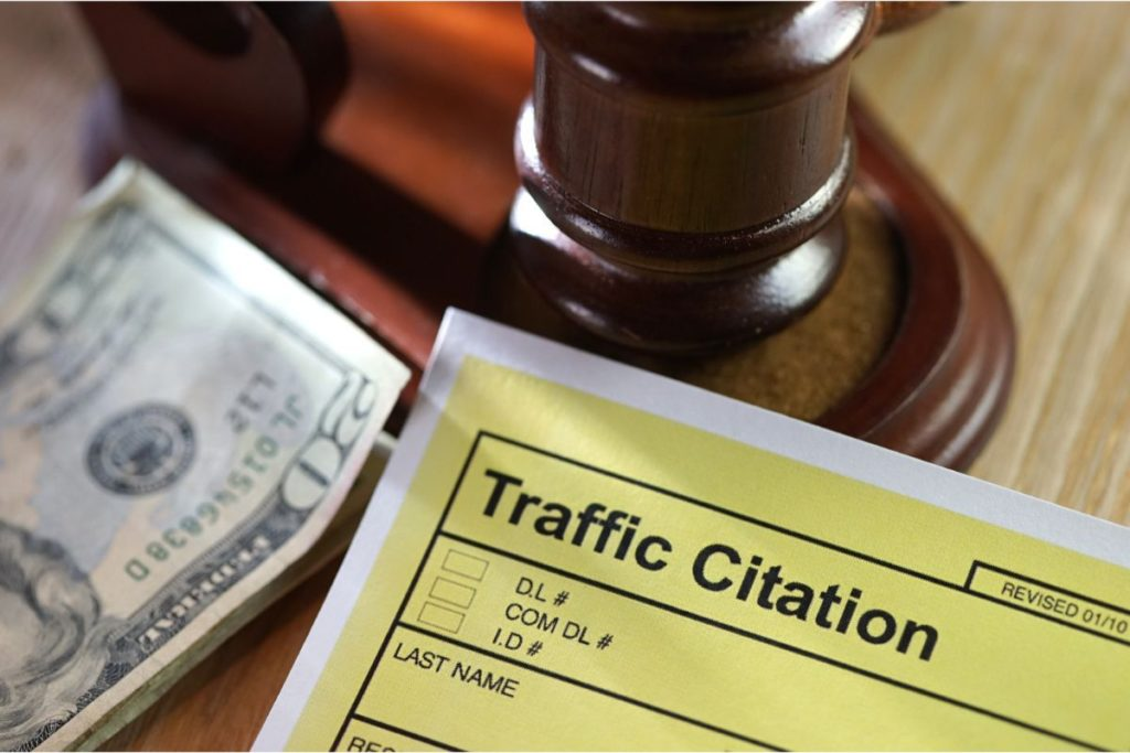 12 North Carolina Traffic Citations That Require a Mandatory Court Hearing