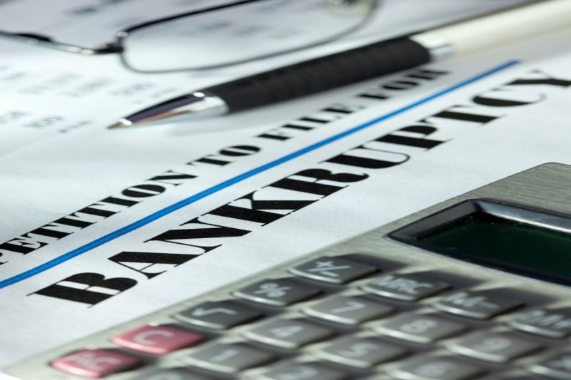 6 Reasons People File Bankruptcy