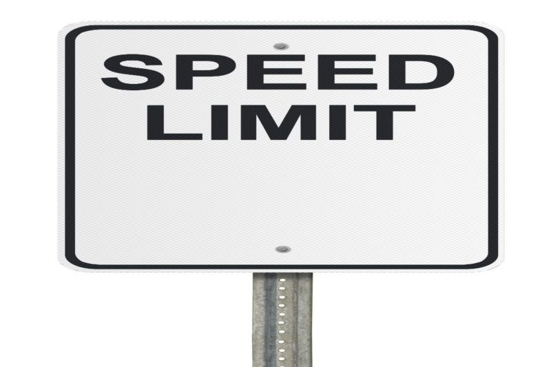 What Does 'Absolute Speed Limit' Mean
